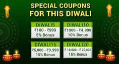 Redeem Special Coupons for this Diwali at classicrummy  https://www.classicrummy.com/
