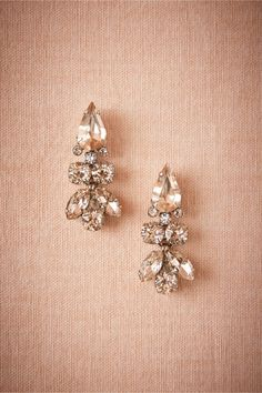 Palazzo Drops in Shoes & Accessories Jewelry at BHLDN