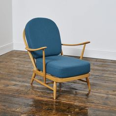 Ercol Windsor Chair – Reloved Upholstery & Design Ercol Dining Chairs, Ercol Furniture, Nursing Chair, Contemporary Fabric, Mid Century Chair, Chair Backs, Vintage Chairs, Mid Century Design, Chair Design