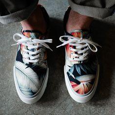 """""""Blooming"""" Sneakers"""