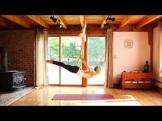 Kama Fitness and Nutrition: Aerial Yoga in New Hampshire
