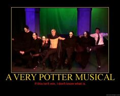 A Very Potter Musical. What can I say? This has Darren Criss and Joe Walker....it's hilarious.
