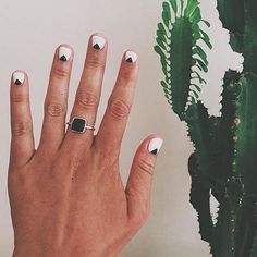 "The 13 Raddest Manicures In L.A. — & The Woman Behind Them All #refinery29 http://www.refinery29.com/2015/08/92917/olive-june-nail-salon-sarah-gibson-tuttle-interview#slide-12 ""Everyone gets a manicure right before they go on vacation. [My top nail tip is to] ask your salon to give you a pair of disposable gloves so that you can wear them while you pack. Packing is a huge amount of the wear and tear on your nails.""..."