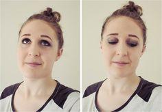Easy Dark Winter Make-up #makeup #makeupaddict #makeuplook #beauty #beautyblogger #bblog #bblogger #fotd #makeupproducts