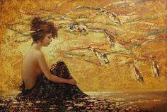 Vladimir Ryabchikov - Hledat Googlem Golden Star, Bratislava, Artist, Painting, Google, Bucharest, Slovenia, Lithuania, Europe
