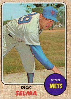 556 - Dick Selma - New York Mets