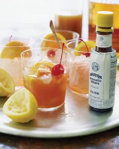 """Recipe by Julia Turshen! From Julia: """"I like a short, strong drink, but feel free to dilute this with extra apple cider, soda water, or ginger beer to make it last a little bit longer."""""""