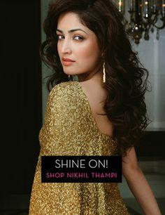 Shine On!: SHOP NIKHIL THAMPI