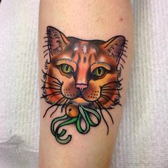 50 of the Most Adorable Cat Tattoos for Men