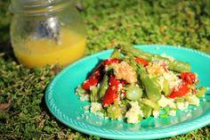 receta-ensalada-de-esparragos-verdes-pimientos-y-nueces