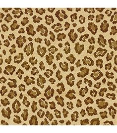 Upholstery Fabric-Waverly Paradise Found Serengeti Leopard, , hi-res