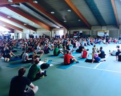 #Weltmeister Mark Verstegen stellte beim #FTS das Konzept vor nachdem auch die dt. Nationalmannschaft trainiert hat: http://www.functional-training-magazin.de/functional-training-summit/