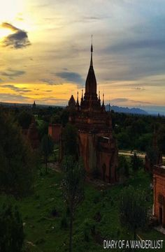 Bagan is the ancient city situated in Mandalay Region Of Myanmar. This is the capital city of first kingdom of Myanmar from to centuries. Bagan, Old City, Old Town