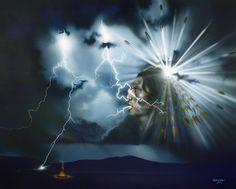 The Thunder Beings - Timoteo Ikoshy Montoya