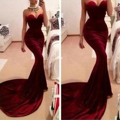 This long prom dress could be custom made, there are no extra cost to do custom size and color.    Description of long prom dress  1, Material: flannelette, elastic silk like satin, pongee.     2, Color: picture color or choose from the color chart, if you need fabric swatch, you could order by t...