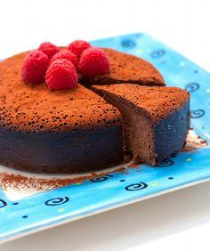 Red Shallot Kitchen: Flourless Chocolate Espresso Cake