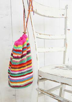 colorful swimbag