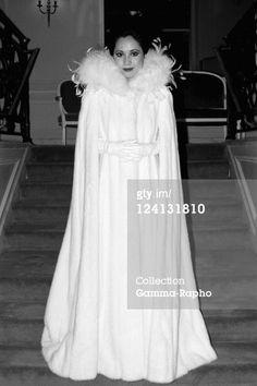 News Photo : Dewi Soekarno wear Dior's new line of fashion in...
