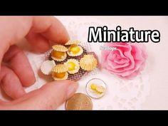 ▶ 미니어쳐 가리비(조개) 만들기 Miniature * Scallops - YouTube