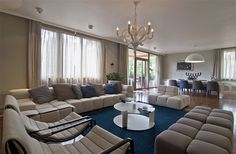 Apartment in Boyana Sofia Bulgaria, Sofia, 2011 - Fimera Design Studio
