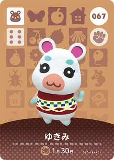 Animal Crossing amiibo cards and amiibo figures - Official Site- Animal Crossing amiibo cards Animal Crossing Amiibo Cards, Animal Crossing Villagers, Animal Crossing Game, Nintendo 3ds, Nintendo Switch, Acnl Villagers, Aquarius Birthday, Motif Acnl, Classic Wallpaper