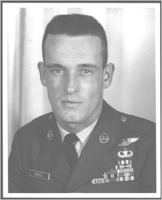 SSGT Luther Eugene Davis SILVER STAR FOR BRAVERY. USAF 37th ARRS 3rd Air Rescue Group Pararescueman  HH-53 DANANG VIETNAM 250 Combat Missions -KIA 4/25/70 , on 4/15/70 , SSGT Davis was scrambled to rescue the crew of Army UH-1 helicopter downed in enemy territory in Kontom Province Vietnam. On the third attempt to land the helicopter , it was severely damaged by enemy automatic fire and the aircraft crash landed . The pilot of the HH-3 is killed , SSGT Davis and the helicopter flight…