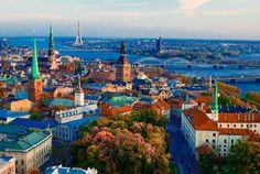Son tante le cose da fare in vacanza nei paesi baltici. Riga è sicuramente una delle città che meritano una visita.