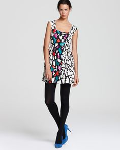 Nanette Lepore Dress - Double Happiness Sequin Embellished