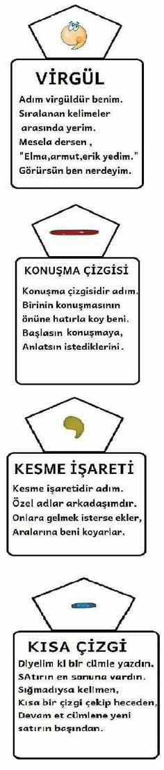 Noktalama işaretleri 2 Eğitim #Education http://turkrazzi.com/ppost/355362226837285094/