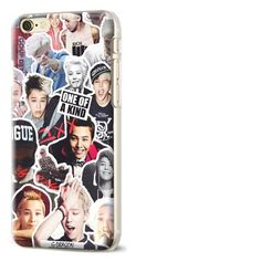 Coque star mode korean Bigbang G-Dragon Pour iPhone 7 Plus Diy personnalisable