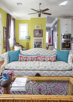 Living Room Paint Ideas: 10 Easy-to-Live-With- Colors | Apartment Therapy