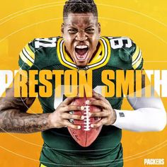 "Green Bay Packers on Twitter: ""PRESTON. SMITH.  @PrestonSmith94 gets his career-high 9th sack of the season!   #CARvsGB 