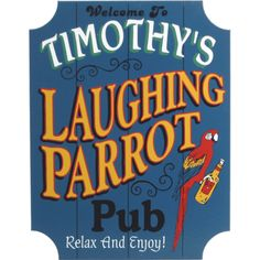 Personalized Pub Signs $39