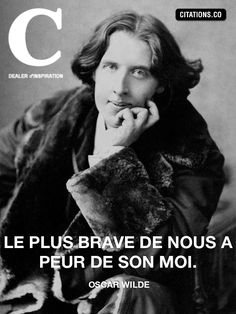 Oscar Wilde Citations Clbres Inspirantes Citation Auteur Je Pense Toi
