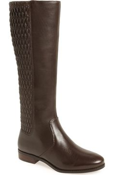 Cole Haan 'Elverton' Knee High Boot (Women) available at #Nordstrom