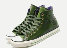 Hi Riddler Leather - Converse All Star