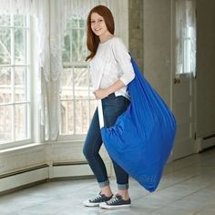 Backpack Laundry Bag : $7.49 + Free S/H (reg. $29.99)  http://www.mybargainbuddy.com/backpack-laundry-bag-7-49-free-sh