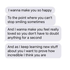 Find images and videos on We Heart It - the app to get lost in what you love. Cute Relationship Texts, Relationship Goals Pictures, Cute Relationships, Cute Texts For Him, Text For Him, Cute Text Messages, Text Message Quotes, Couple Texts, Morning Texts
