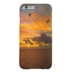 Gorgeous Pelicans In Flight iPhone Case Barely There iPhone 6 Case
