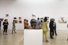 """""""Tutti gli 'ismi' di Armando Testa"""" (Mart, Rovereto, 22 July - 15 October 2017) - exhibition preview - photo Mart, Jacopo Salvi. www.mart.tn.it/testa"""