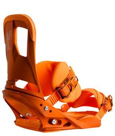 Burton - Herren Snowboardbindung Cartel orange