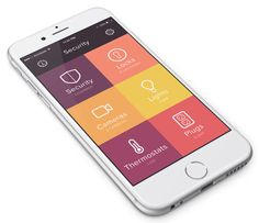 Smart House Monitoring App - Ashish Thakkar