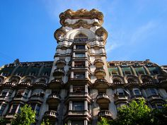 Witness the Grand Palacio Barolo this Summer only at Buenos Aires