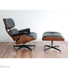 Modern Walnut Frame Italian Leather Eames Lounge Chair and Ottoman Replicavintage leather eames lounge chair   Eames lounge chair and  . Eames Lounge Chair And Ottoman Walnut Frame Standard Leather. Home Design Ideas