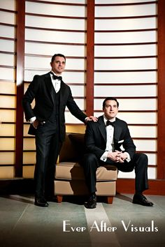 groom and best man pic
