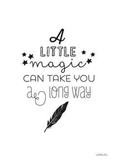 a little magic!