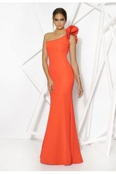 Sexy Mother of the Bride Dresses in Burnt Orange