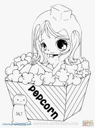 Image Result For No Color Anime Drawings Chibi Coloring Pages Cartoon Coloring Pages Princess Coloring Pages
