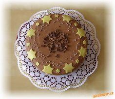 Pařížský dort s banány - VÝBORNÝ A JEDNODUCHÝ :-)
