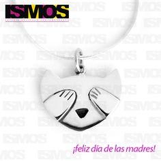 ISMOS Joyería: dije de plata // ISMOS Jewelry: silver pendant